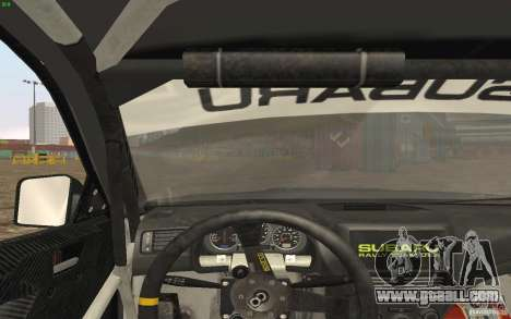 Subaru Impreza WRX Gymkhana2 Beta for GTA San Andreas right view