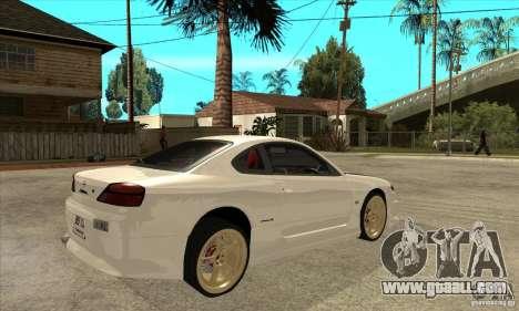 Nissan Silvia for GTA San Andreas right view