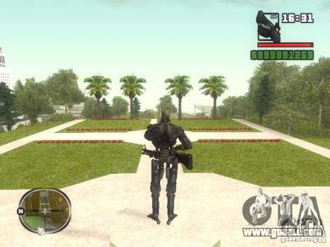 T-600 for GTA San Andreas second screenshot