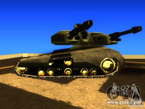 Star Wars Tank v1 for GTA San Andreas left view