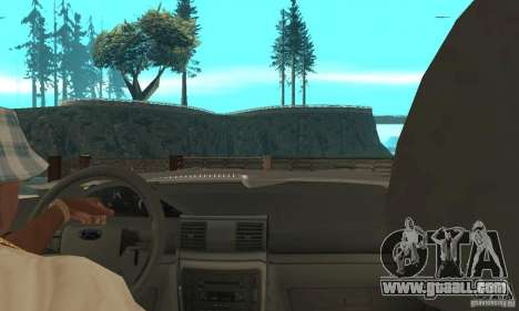 Ford Explorer 2002 for GTA San Andreas right view