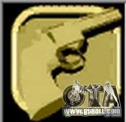 Gold Python for GTA Vice City fifth screenshot