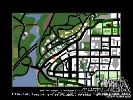 Rep quarter v1 for GTA San Andreas second screenshot