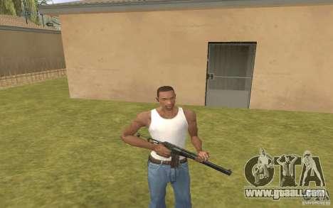 Special machine SHAFT for GTA San Andreas second screenshot