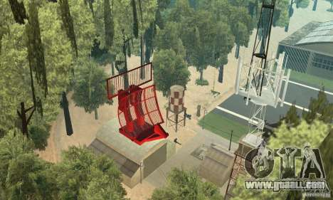 Base of CJ mod for GTA San Andreas second screenshot