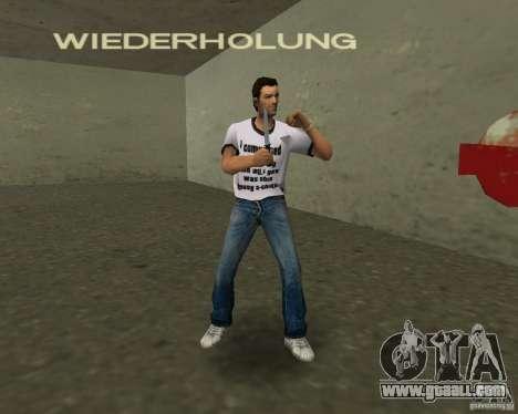 Pak weapons of GTA4 for GTA Vice City twelth screenshot