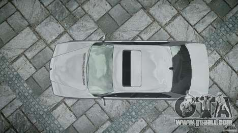 BMW 740i (E38) style 32 for GTA 4 bottom view