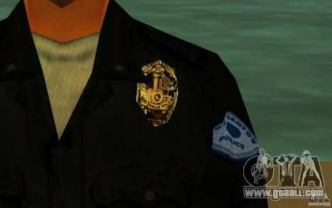 HQ skin lapd1 for GTA San Andreas forth screenshot