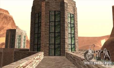 The new dam for GTA San Andreas sixth screenshot