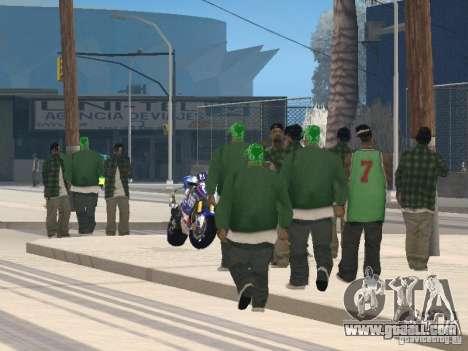 Increase traffic for GTA San Andreas