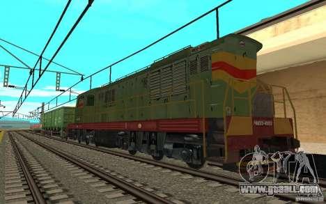 RAILWAY mod II for GTA San Andreas forth screenshot