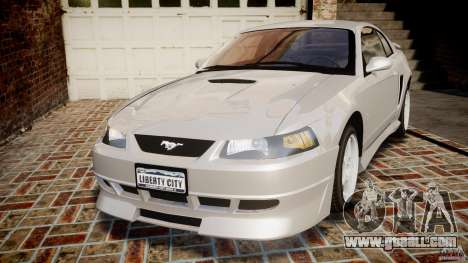 Ford Mustang SVT Cobra v1.0 for GTA 4