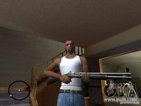 Chromegun for GTA San Andreas
