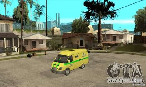 Collector's Gazelle for GTA San Andreas