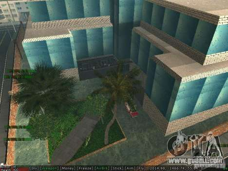Obnovlënyj Hospital of Los Santos v. 2.0 for GTA San Andreas second screenshot