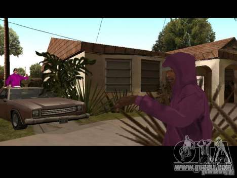 Hood for GTA San Andreas eighth screenshot