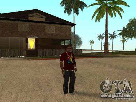Mike Windows for GTA San Andreas third screenshot