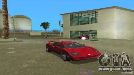 Infernus BETA for GTA Vice City
