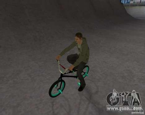 Tony Hawk for GTA San Andreas