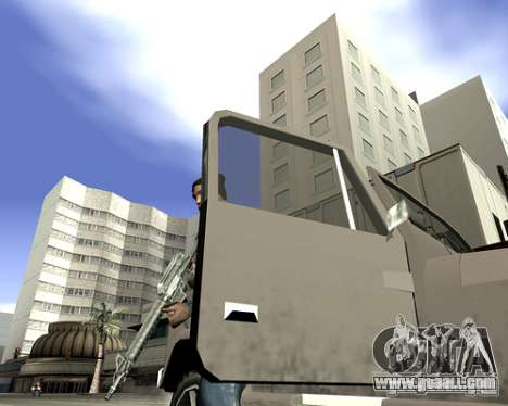 System cover for GTA San Andreas seventh screenshot