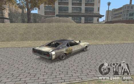 Malice from FlatOut2 for GTA San Andreas right view