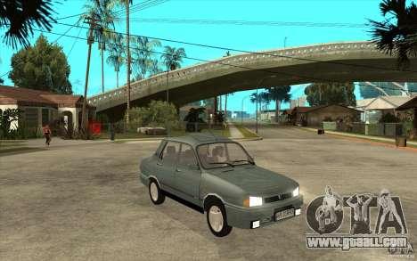 Dacia 1310 L Custom-RK for GTA San Andreas back view