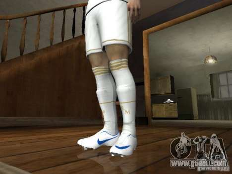 Cristiano Ronaldo for GTA San Andreas fifth screenshot