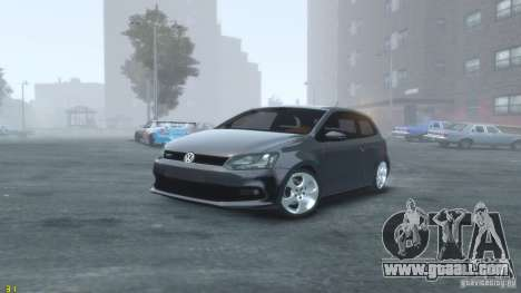 Volkswagen Polo v1.0 for GTA 4