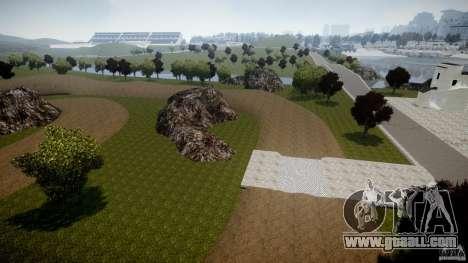 Maple Valley Raceway for GTA 4 third screenshot