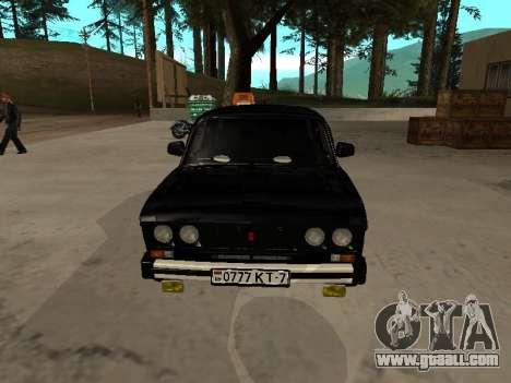 21065 VAZ v2.0 for GTA San Andreas left view