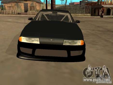 New Tuning Kits for Elegy for GTA San Andreas back view