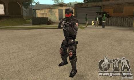 Seal of Ambrelly for GTA San Andreas second screenshot