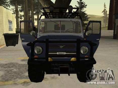 UAZ 31512 for GTA San Andreas