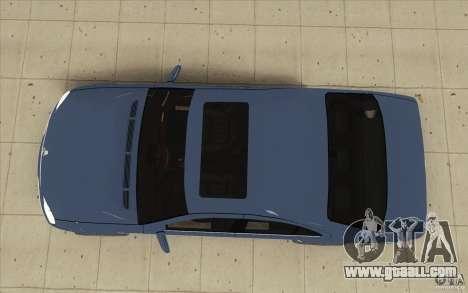 Mercedes-Benz S-Klasse for GTA San Andreas right view