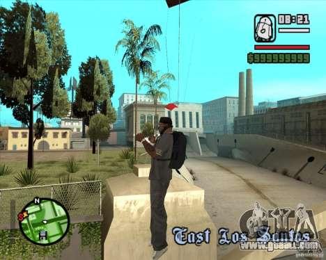 School mod for GTA San Andreas forth screenshot