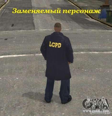 Ultimate NYPD Uniforms mod for GTA 4 sixth screenshot