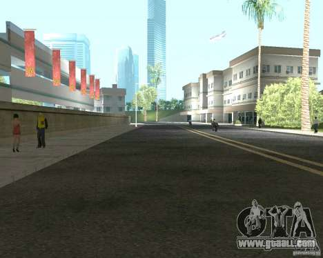 New VC textures for GTA UNITED for GTA San Andreas third screenshot