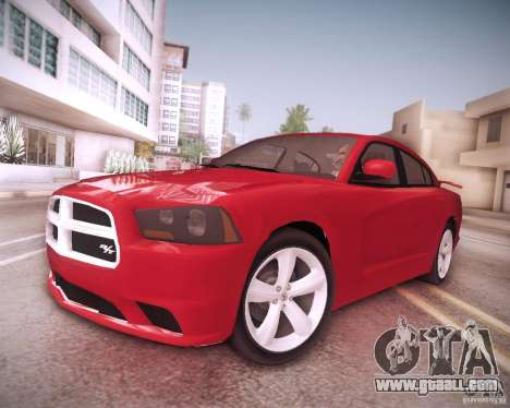 Dodge Charger 2011 v.2.0 for GTA San Andreas