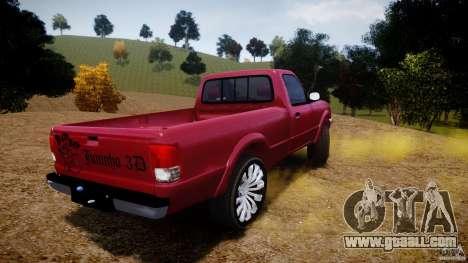 Ford Ranger for GTA 4