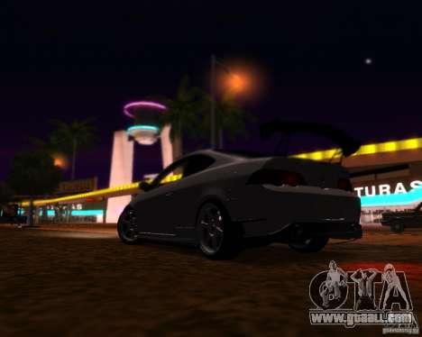 Enb series by LeRxaR for GTA San Andreas seventh screenshot