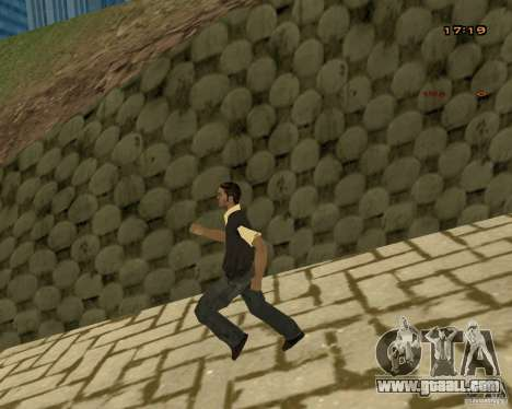 New animations for GTA San Andreas fifth screenshot