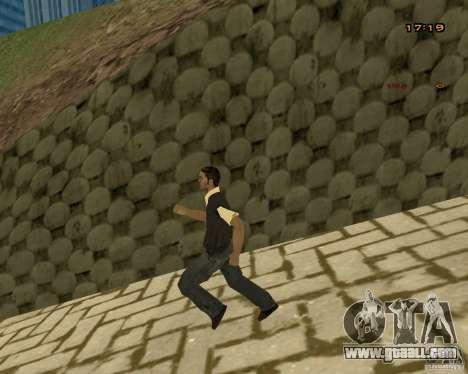 New animations for GTA San Andreas fifth screenshot