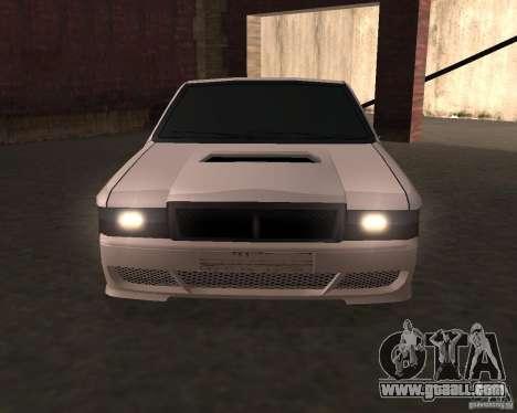Taxi Cabrio for GTA San Andreas