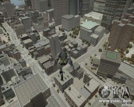 Batman: The Dark Knight for GTA 4 seventh screenshot