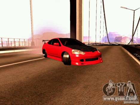 Acura RSX Drift for GTA San Andreas