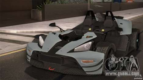KTM-X-Bow for GTA San Andreas engine