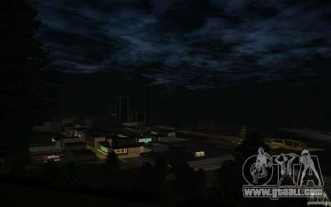 Timecyc for GTA San Andreas twelth screenshot