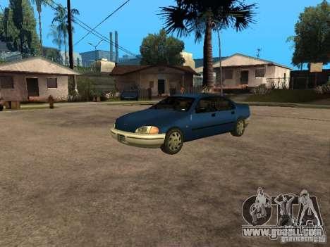 HD Kuruma for GTA San Andreas