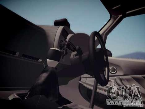Honda S2000 JDM Dirft for GTA San Andreas back view