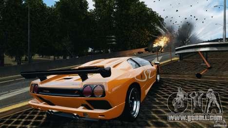CarRocket for GTA 4 second screenshot